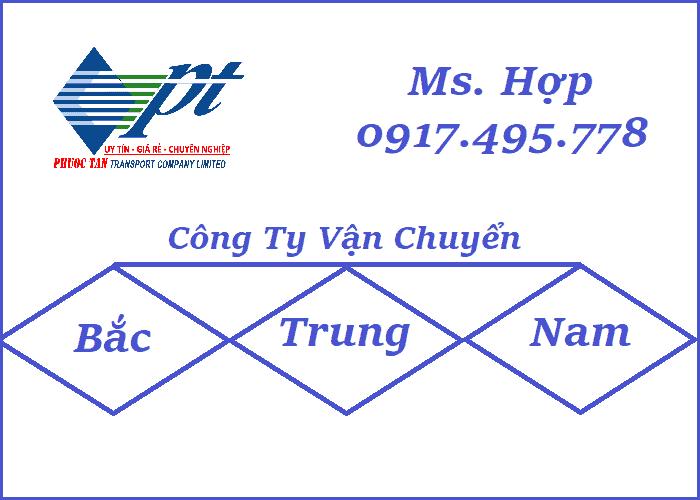 công ty vận tải hàng hóa bắc nam