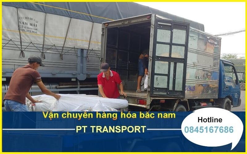 Các mặt hàng tại vận tải Bắc Ninh