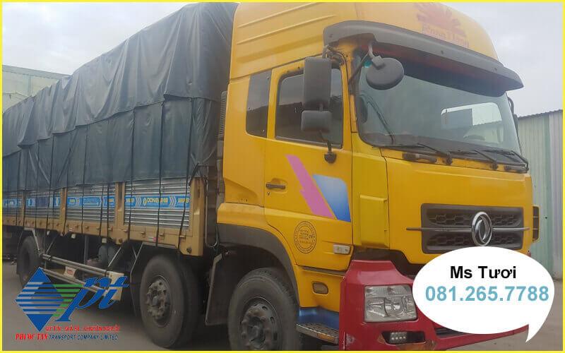 Quy Trình Vận Chuyển Hàng Đi Quảng Ngãi Tại PT Transport