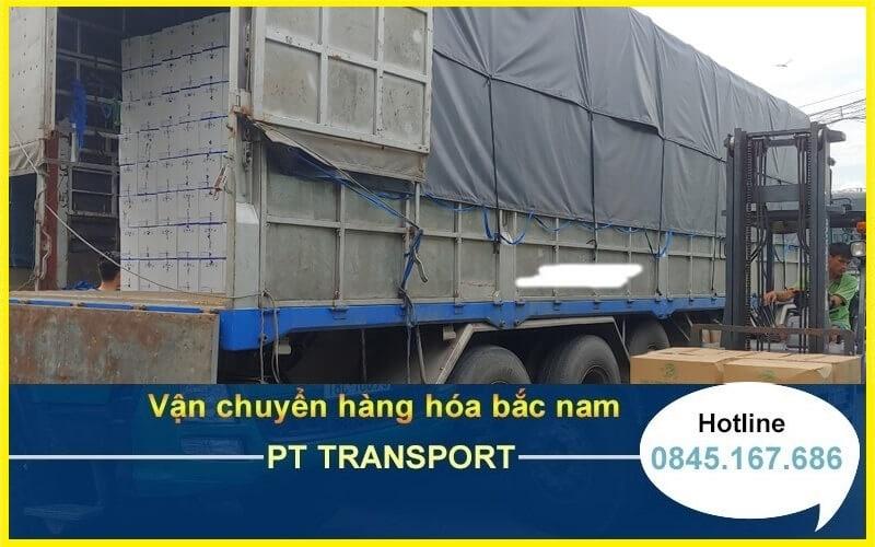 Xe Tải Gửi Hàng Về Thái Bình Tại PT Transport