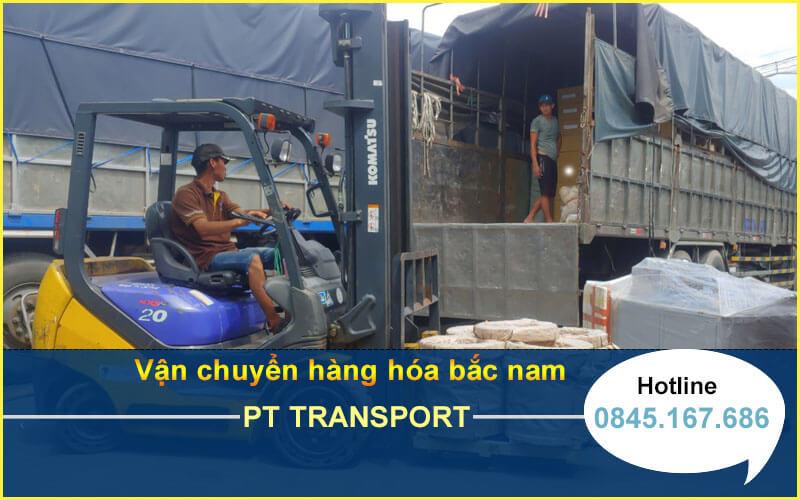 Các loại hàng hóa vận tải PT Transport nhận vận chuyển