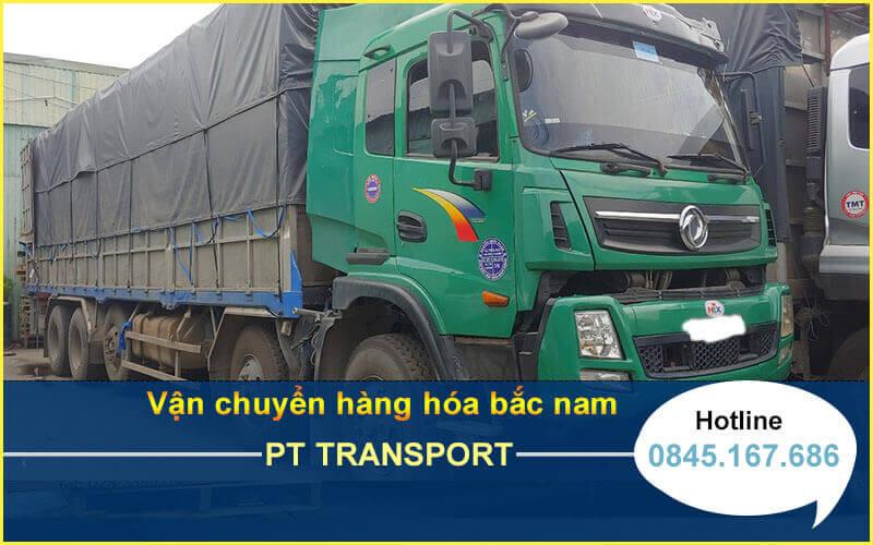 Hình thức và các mặt hàng được vận chuyển của chành xe đi Quảng Trị.