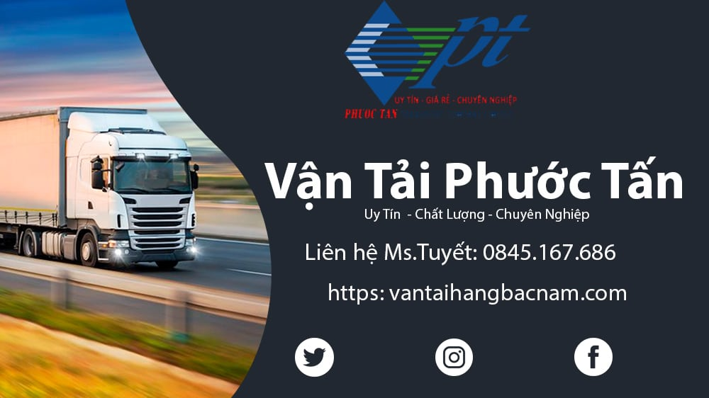 Các dịch vụ chính của PT Transport
