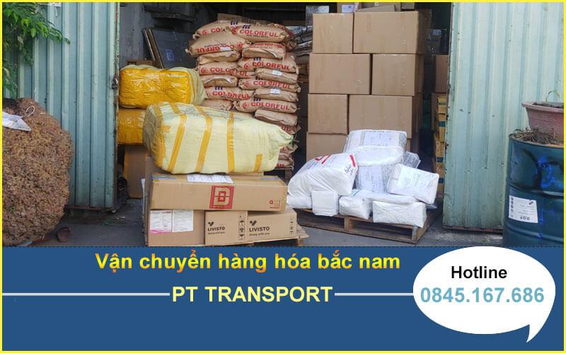 Vận tải đường dài vận chuyển các các mặt hàng nào ?