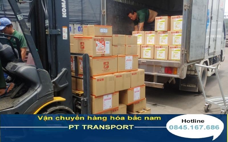 Các Mặt Hàng Thường Vận Chuyển Của PT Transport