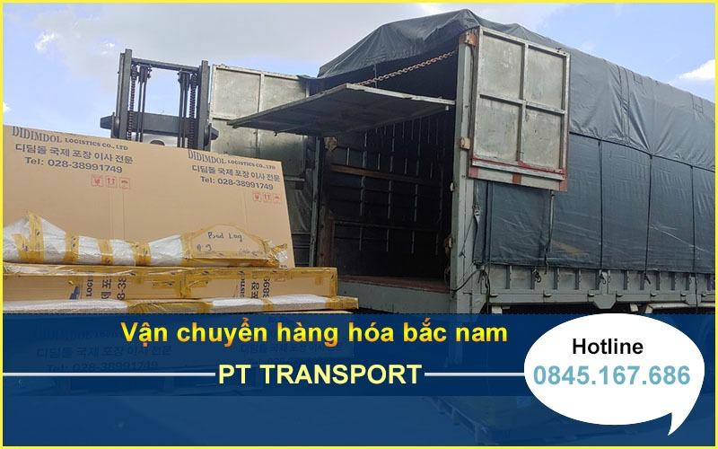Hình thức vận chuyển hàng đi ninh bình