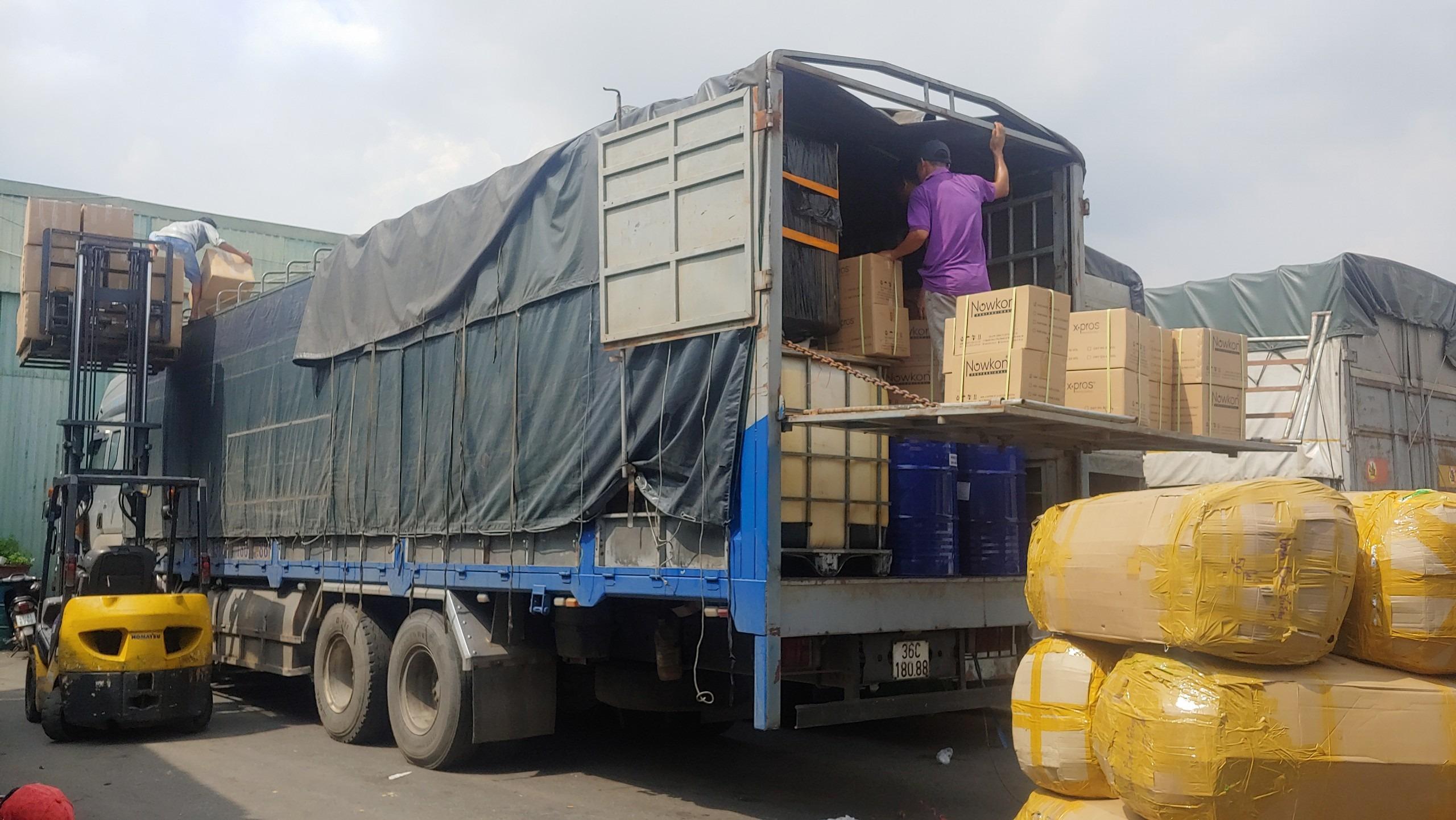 Năng lực Chành xe gửi Hàng Đi Huế PT Transport