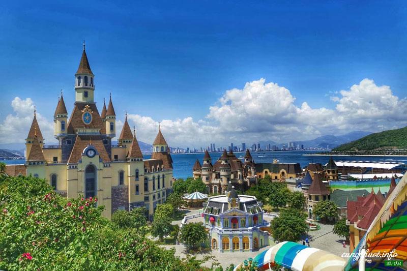 Thành phố Nha Trang- Khánh Hòa ( Nguồn Internet)