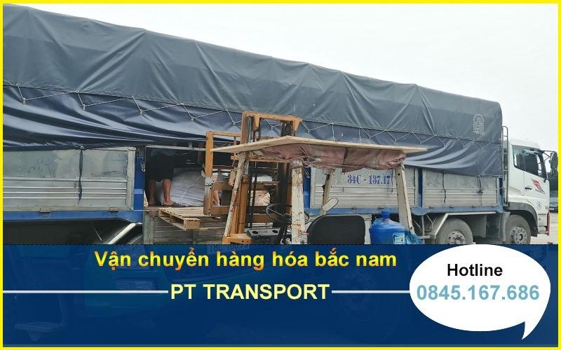 Chành xe gửi hàng đi Hà Nam
