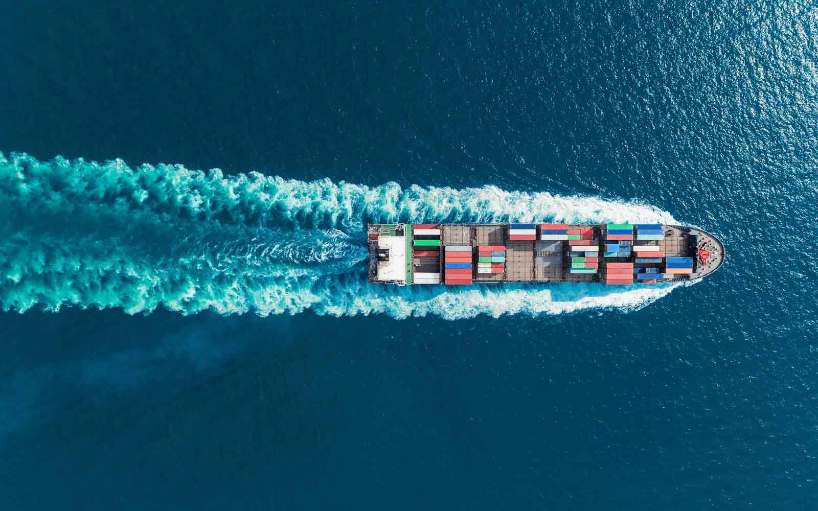 Quy trình nhập khẩu hàng hóa bằng đường biển