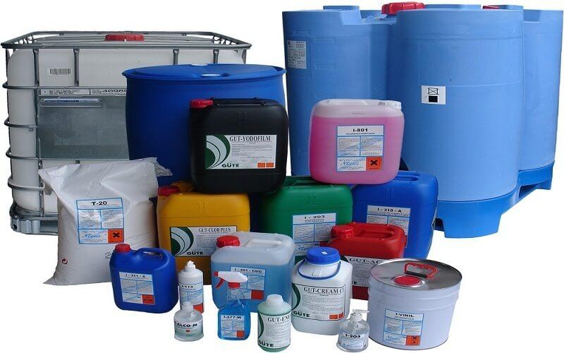 Phân loại hóa chất công nghiệp