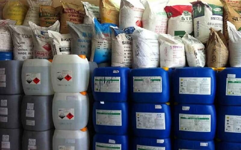 Vận chuyển hóa chất yêu cầu bao bì, thùng chứa như nào