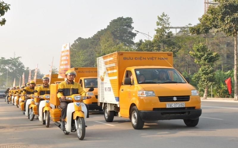 Bưu điên Việt Nam( Nguồn Internet)