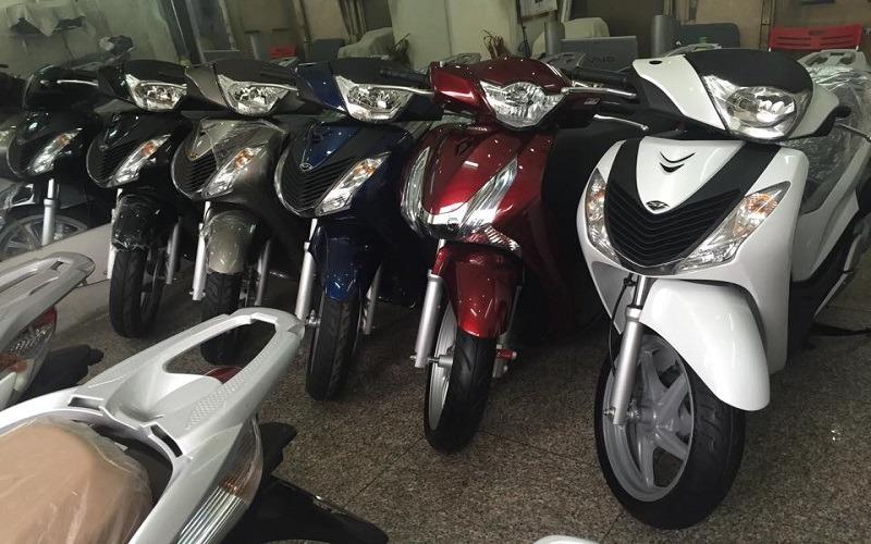 Hợp đồng mua bán xe máy là gì