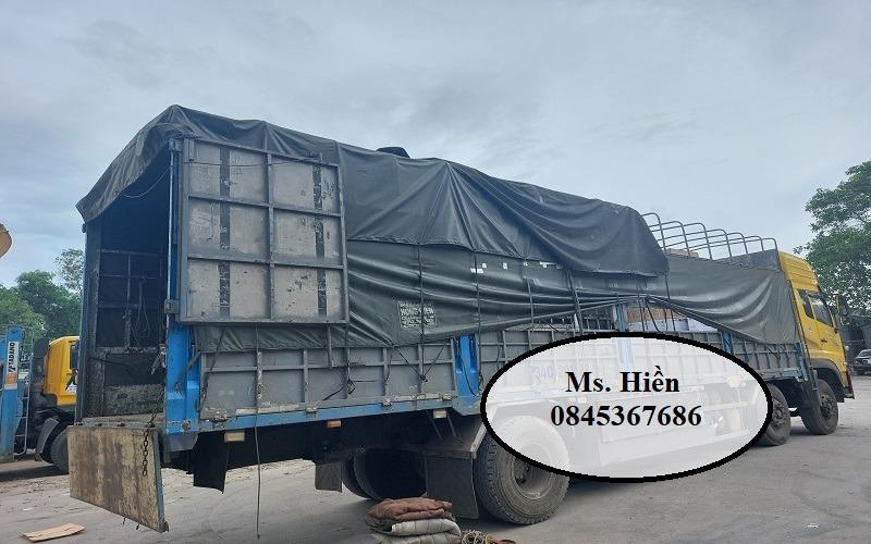 Cho thuê xe tải chở hàng Bắc Nam
